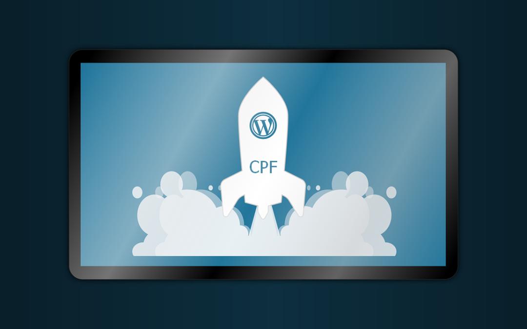 Formations WordPress CPF